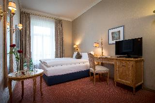 Lindner Grand Beau Rivage - Zimmer