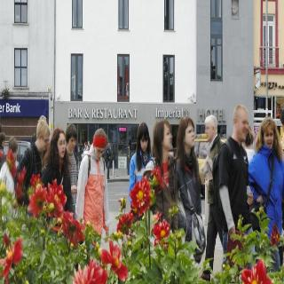 Imperial Galway, Eyre Square,