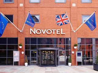 Novotel Manchester Centre, Dickinson Street,21