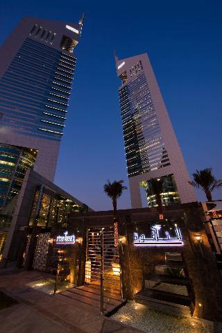 Jumeirah Emirates Towers - Restaurant