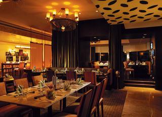 Towers Rotana - Restaurant