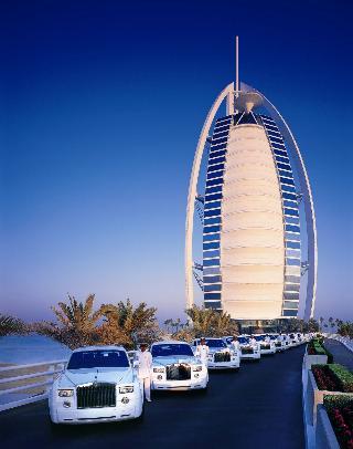 Burj Al Arab - Generell