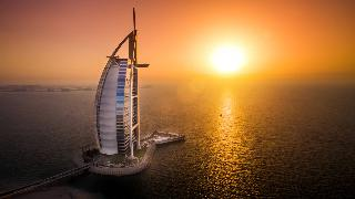 Burj Al Arab, Jumeirah Road,