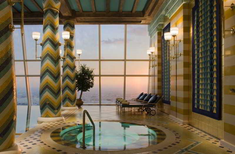 Burj Al Arab - Pool