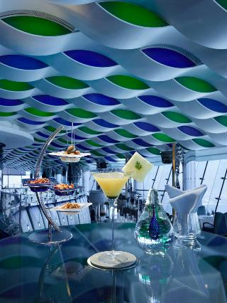 Burj Al Arab - Restaurant