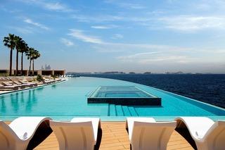 Burj Al Arab - Terrasse