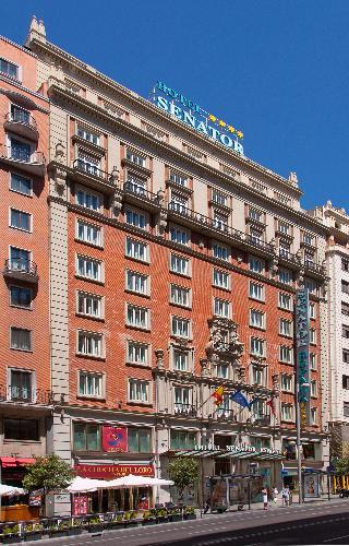 Madrid Hotels:Senator Gran Vía 70 Spa