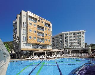 Cettia Beach Resort, Cumhurriyet Bulvari, Siteler,51