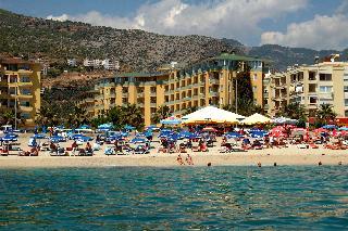 Kleopatra Dreams Beach, Kizlarpinari Mah.atatÜrk…