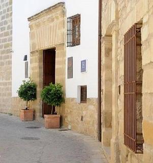 Puerta de la Luna, Canonigo Melgares Raya,7