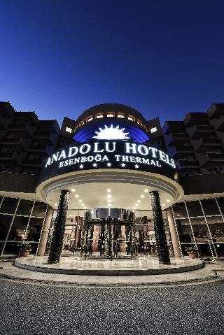 Anadolu Hotels Esenboga…, Esenboga Havalimani Yolu,…