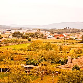 Corona de Galicia, Pontecesures-vilagarcia Km.1,