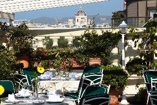 Grand Hotel Wien - Terrasse