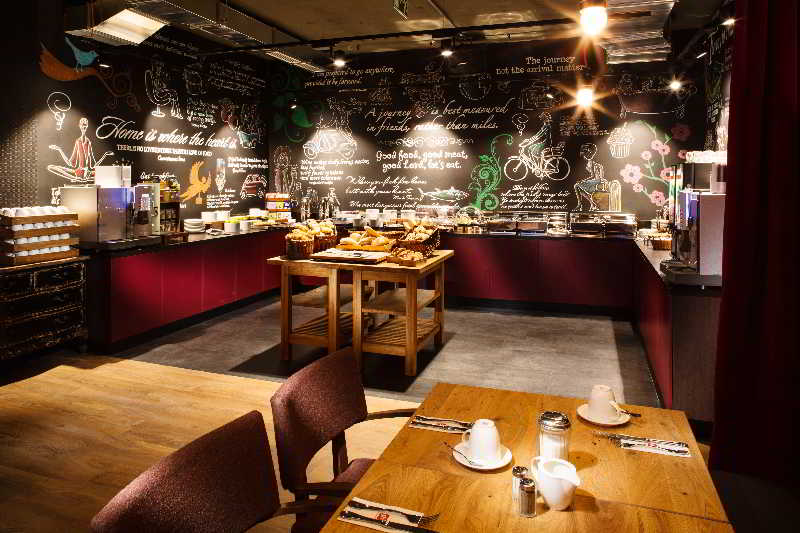 Pentahotel Brussels Airport - Restaurant