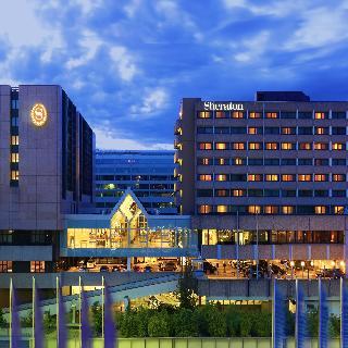 Sheraton Frankfurt Airport Hotel & Conference Cent