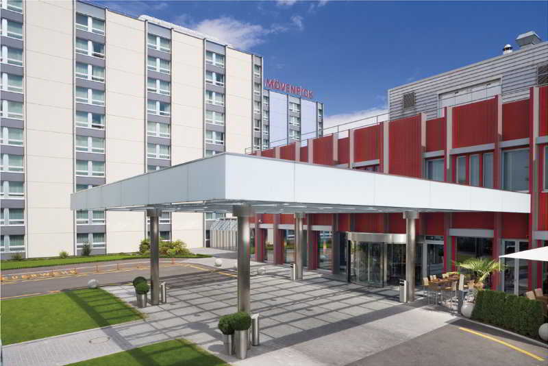 Mövenpick Hotel Zürich…, Walter Mittelholzerstrasse,8