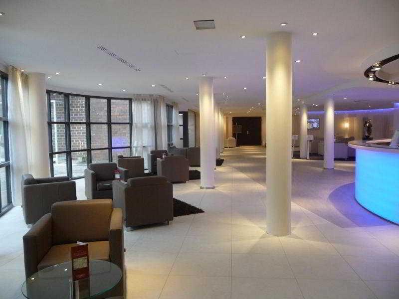 Alvisse Parc Hotel - Diele