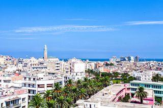Atlas Almohades Casablanca, Boulevard Moulay Hassan I,