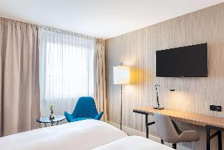 NH Luxembourg - Zimmer