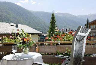 Ambassador Zermatt - Terrasse