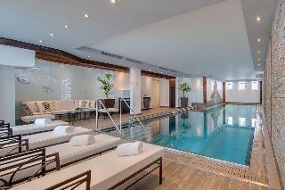 Schlosshotel Tenne - Pool