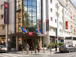 Hotel ibis París Alesia Montparnasse