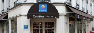 Comfort hotel Montmartre