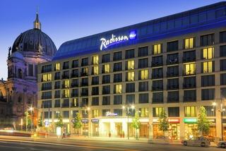 Radisson Blu Hotel Berlin, Karl Liebknecht Strasse,3