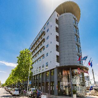 Novotel Tours Centre…, Rue Edouard Vaillant,15