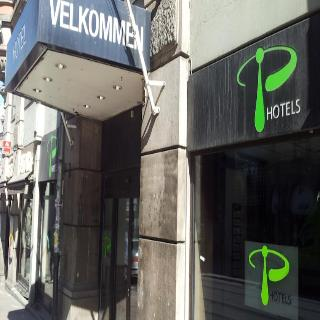 P-Hotels Oslo, Grensen,19