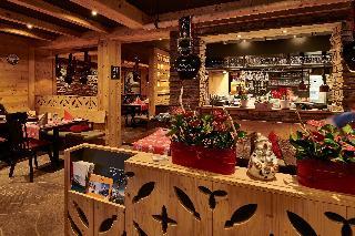 Hotel Central Wolter - Grindelwald - Restaurant