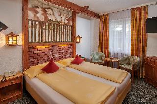 Hotel Central Wolter - Grindelwald - Zimmer