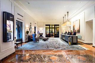 Fairmont Le Montreux Palace - Diele