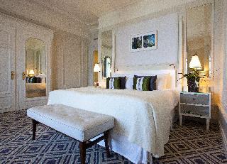 Fairmont Le Montreux Palace - Zimmer