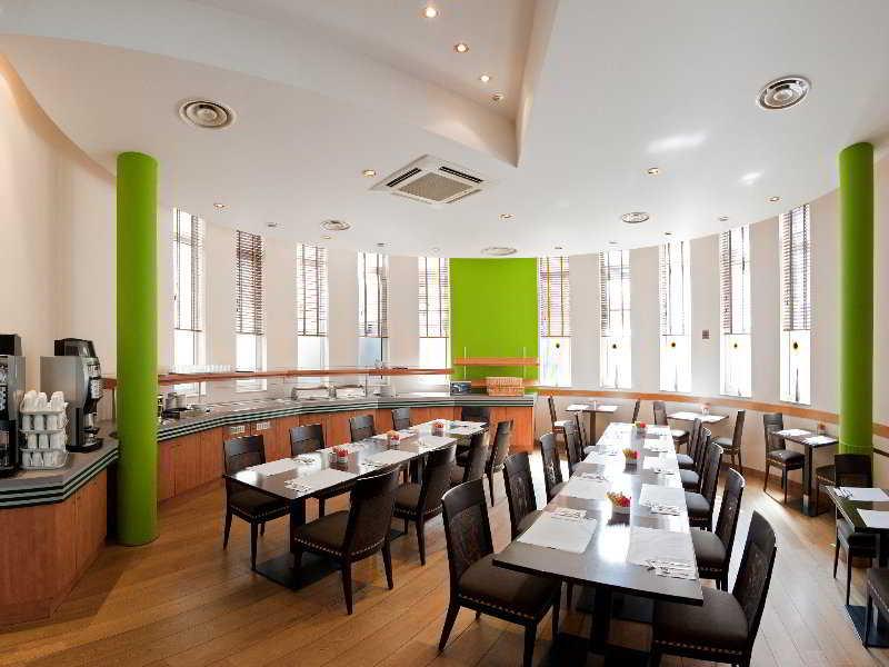 Pentahotel Leuven - Restaurant
