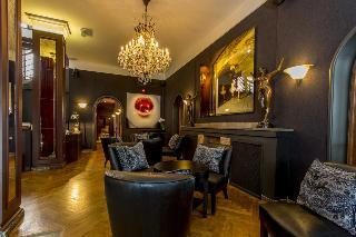 Hotel St Petersbourg - Diele