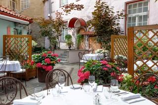 Schlossle Hotel - Terrasse