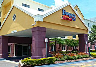 Fairfield Inn Orlando…, Augusta National Drive,7100