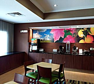 Fairfield Inn Orlando International Airport