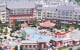 Disney`s Boardwalk Inn