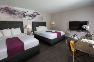 the Hotel Iris