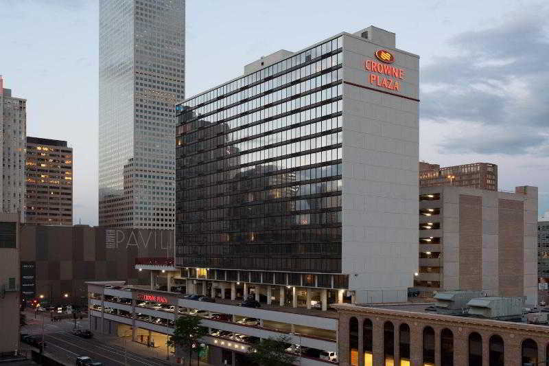 Crowne Plaza Denver, 1450 Glenarm Place,