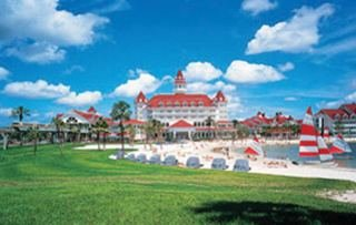 Disney`s Grand Floridian Resort