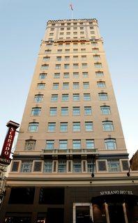 Hotel Spero, 405 Taylor Street,405