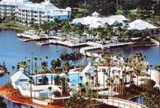 Marriott Cypress Harbour