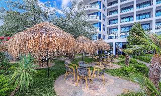 Chaika Beach Resort - Terrasse