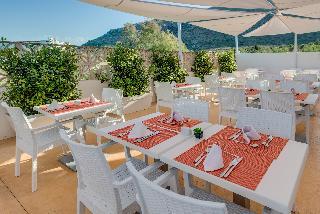 BelleVue Lagomonte - Terrasse