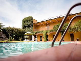 Mision Guadalajara Carlton - Pool