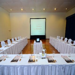 Misión La Muralla - Konferenz