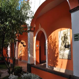 Misión La Muralla - Terrasse